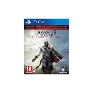 Assasin's Creed: The Ezio Collection, PS4