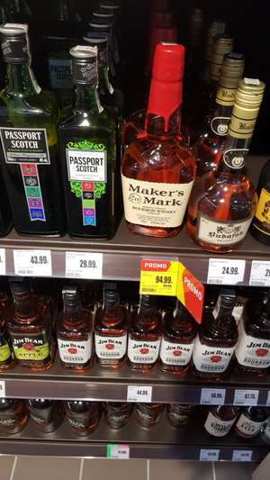 Bourbon Makers Mark 0,7l Intermarche