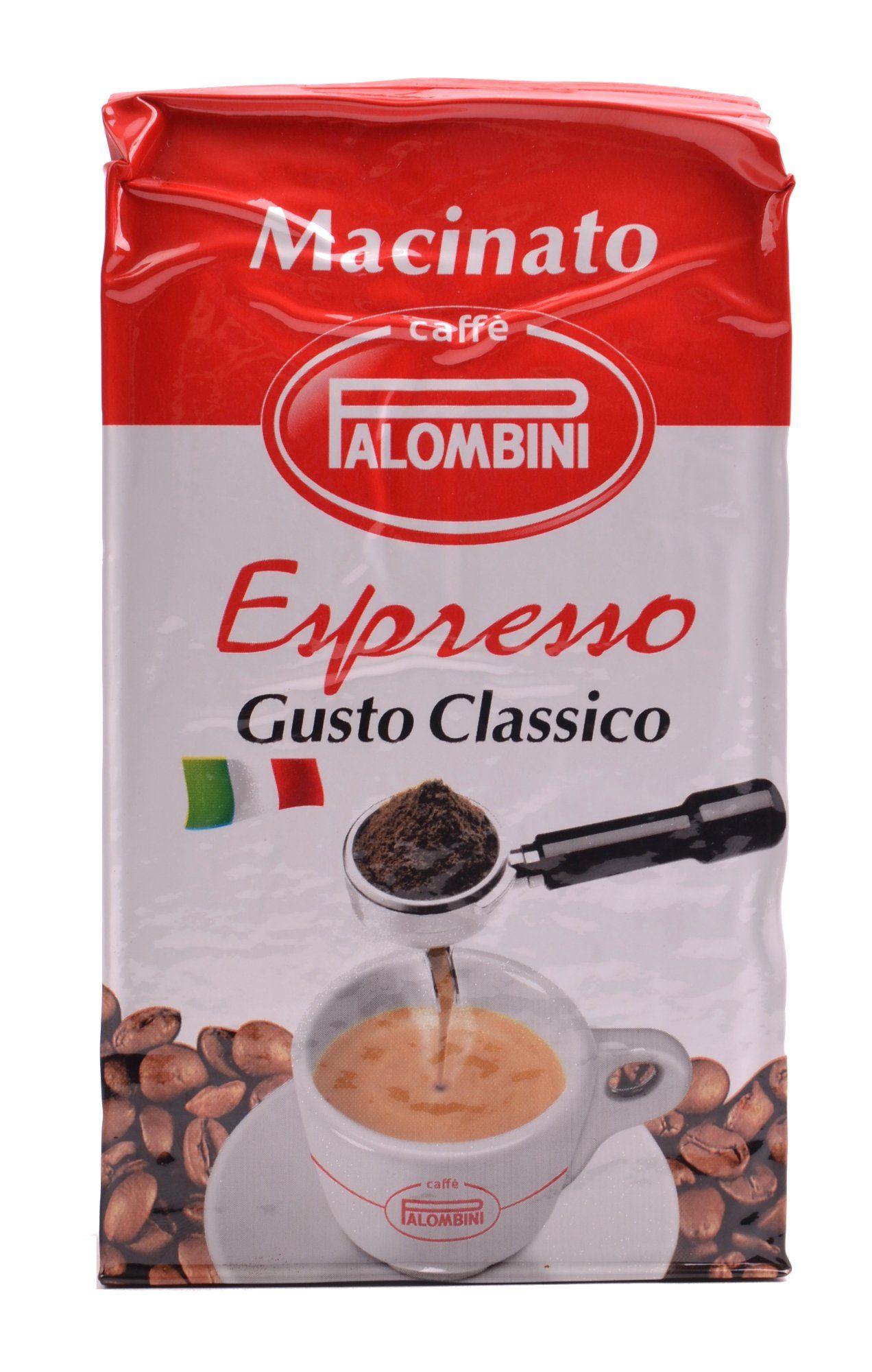 Kawa włoska mielona Palombini Espresso Gusto 250g, Makro Białystok