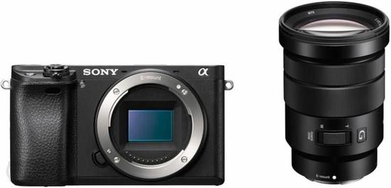 Rabat na aparat Sony a6300 z obiektywem 18-105mm F4 G OSS sklep scentre.pl
