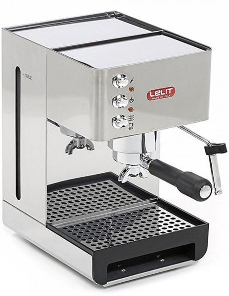 Ekspres do kawy kolbowy ciśnieniowy Lelit PL41E