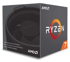 Procesor AMD Ryzen 7 2700 8 Core 3.2 GHz, 20MB, AM4