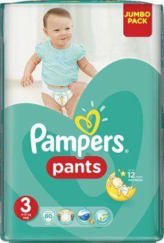 Darmowe próbki pieluszek Pampers