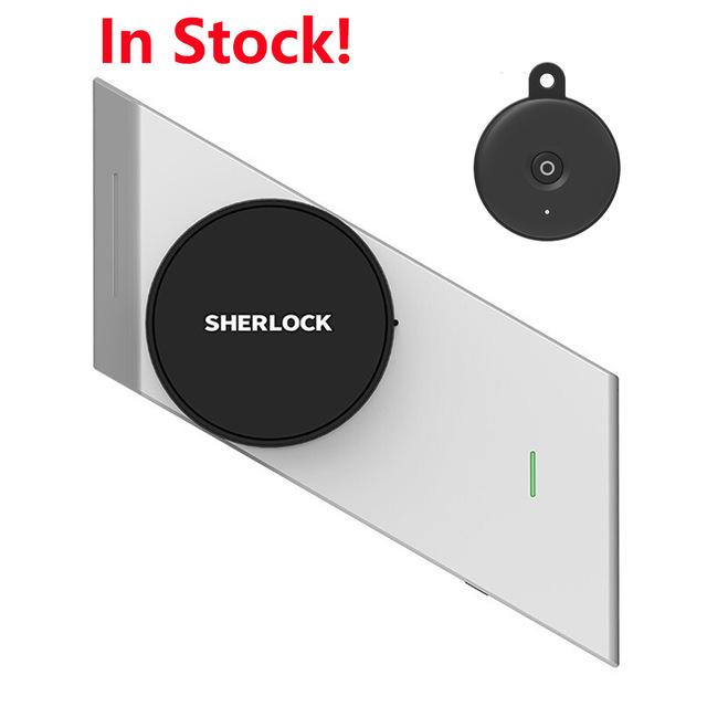 Sherlock S2 - drzwi otwierane pilotem i smartfonem