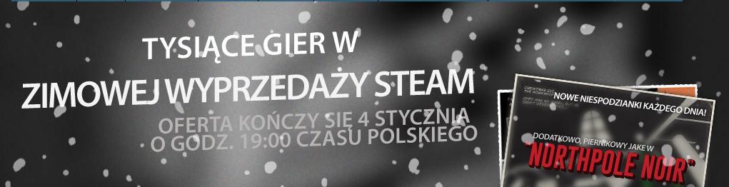 Winter SALE do -90% - kilka tysięcy gier taniej! @ Steam