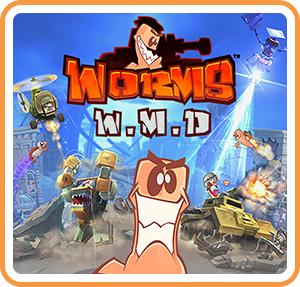 Worms W.M.D Nintendo Switch eShop