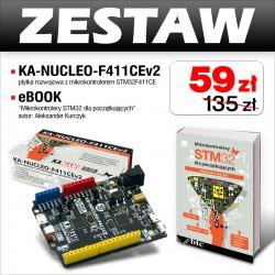 Zestaw KA-NUCLEO-F411CEv2_PROMO do Arduino UNO od KAMAMI.PL