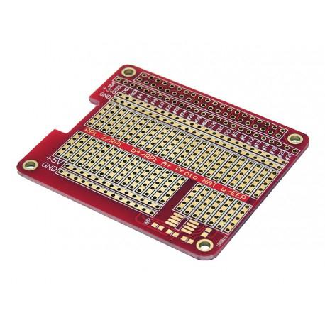 Raspberry Pi Prototype HAT - płytka prototypowa od KAMAMI.PL