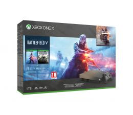 Microsoft Xbox One X 1TB + Microsoft Pad XBOX One Wireless