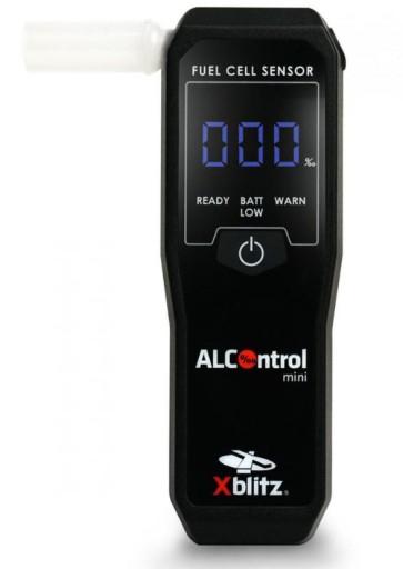 Alkomat elektrochemiczny Xblitz ALcontrol Mini
