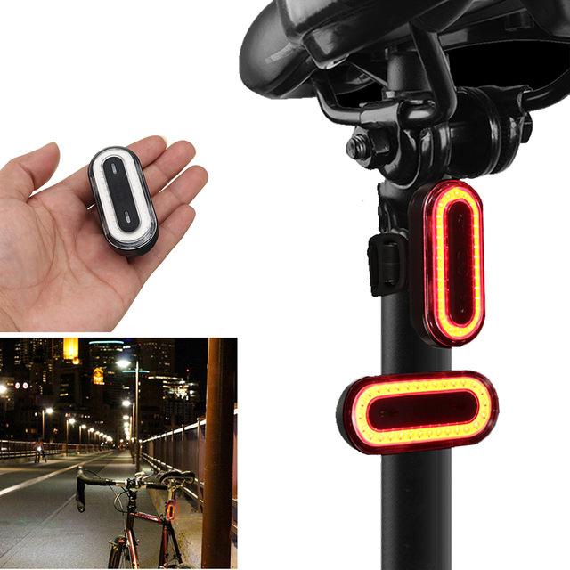 Lampka rowerowa XANES - STL03 microUSB IPX8