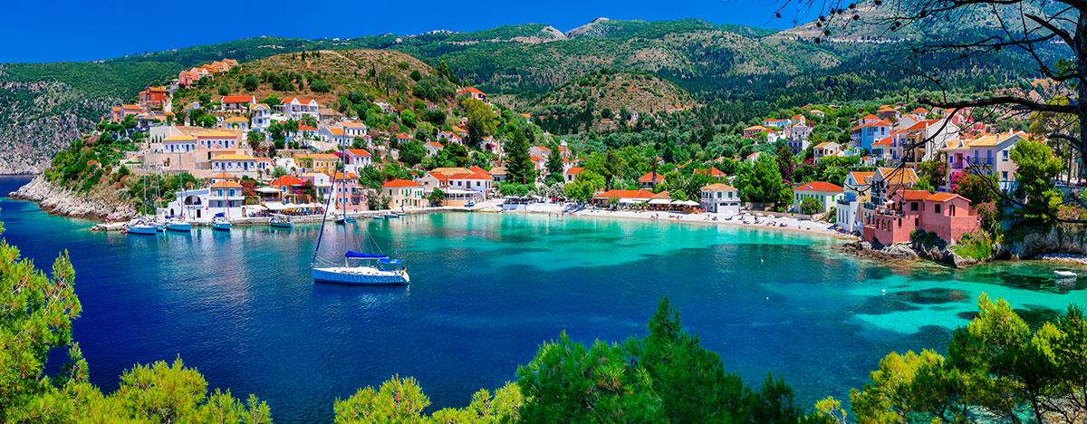 Grecja, Kefalonia 7 dni przelot + noclegi TXL 3-10 kwietnia
