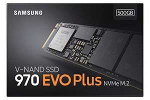 Samsung 970 EVO PLUS 500 GB [m.2 NVMe]