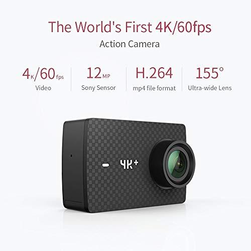 Xiaomi Xiaoyi YI 4K+ Plus Action Camera - Amazon