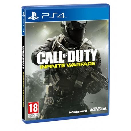 Promocja na Call of Duty  Infinite Warfare Ps4
