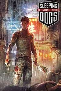 Sleeping Dogs™ Definitive Edition Xbox One