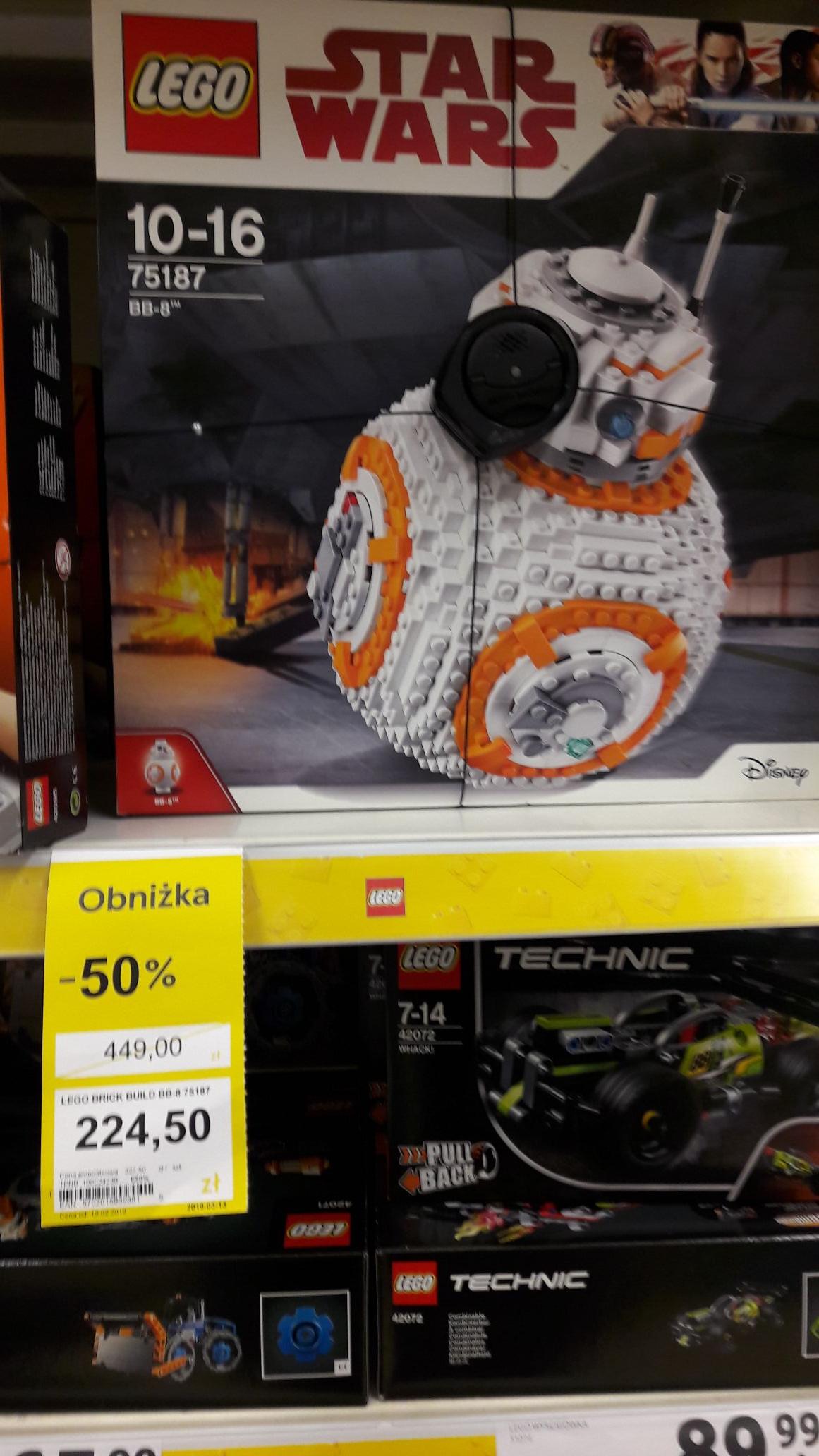 Lego 75187 Tesco Warszawa Połczyńska