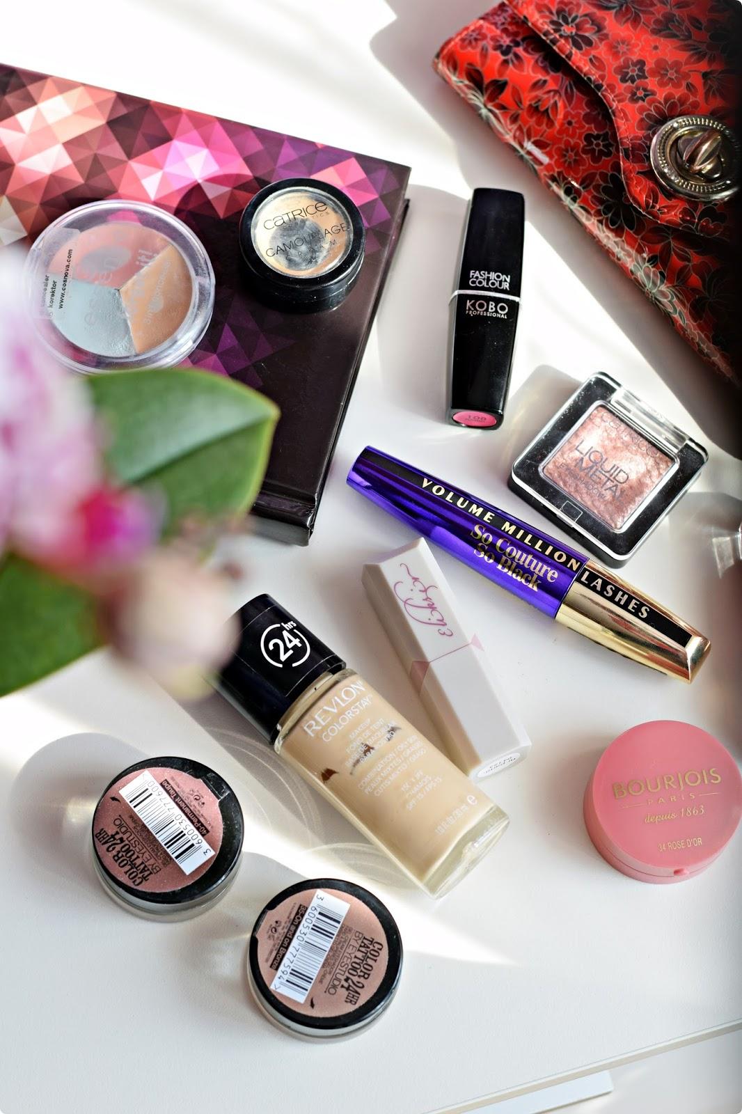 -55% na 3 różne kosmetyki do makijażu @ Rossmann od 19.04