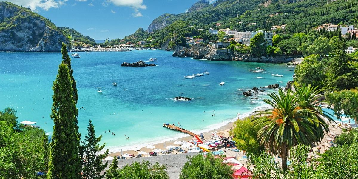 Grecja Korfu 12dni 12-24 maja POZ lot + nocleg