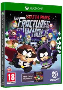Fractured but whole PL + stick of truth Xbox one