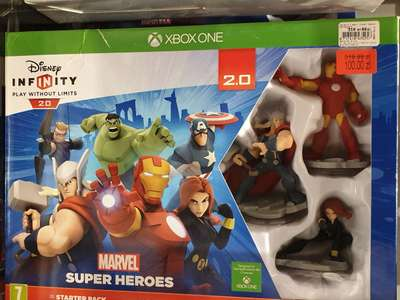 Disney Infinity 2.0 Marvel Super Heros