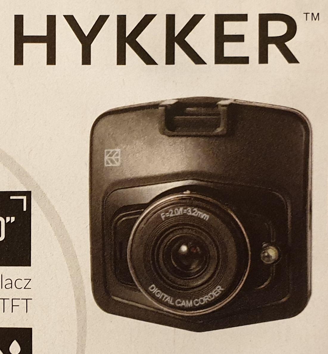 Rejestrator samochodowy Kamera samochodowa