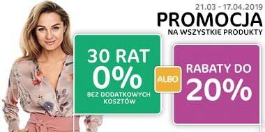 -20% na kuchnie oraz 30 rat 0% / rabaty do 20% na cały asortyment @ Agata Meble