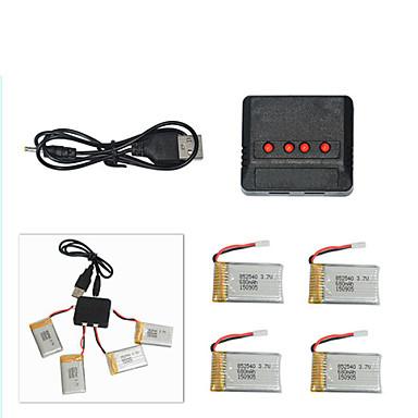 Baterie Li-Po do Eachine X73 QX95 QX90 QX80 QX100 Syma X5C H5C X5 X5SC Fire 104