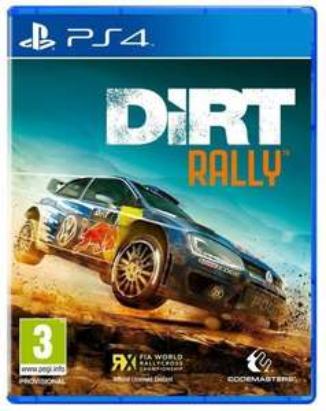 Dirt Rally [PS4] (wersja VR 33zł) @psstore