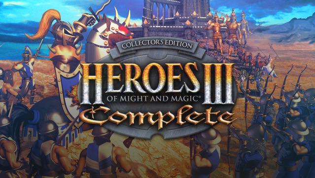 [PC, GOG] Heroes of Might and Magic® 3: Complete  - wiosenna wysprzedaż