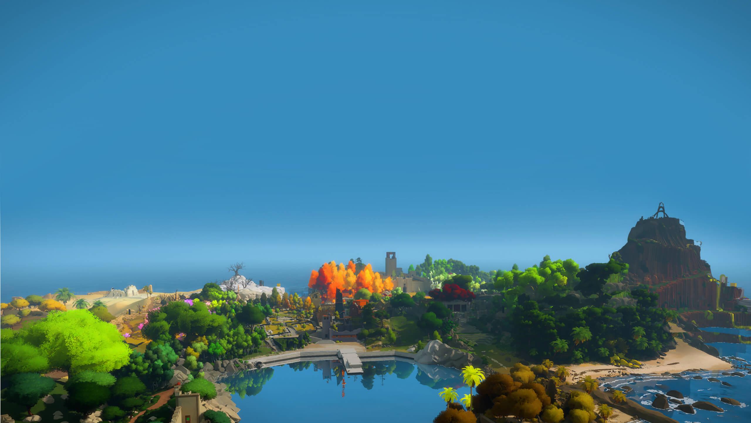 The Witness za darmo w Epic Games w dniach 4-18 kwietnia.