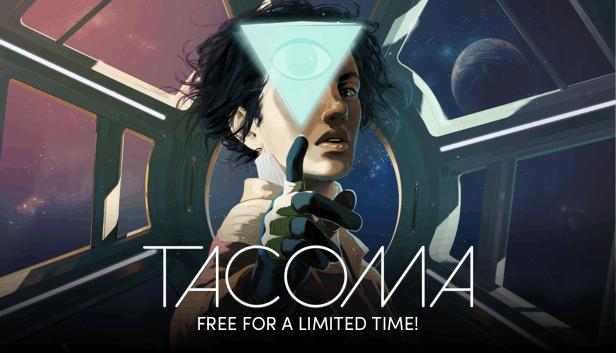 Tacoma - za darmo. Humble Bundle