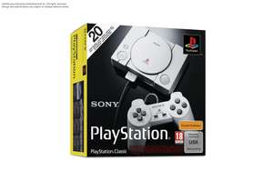 PlayStation Classic @ smartoys.be