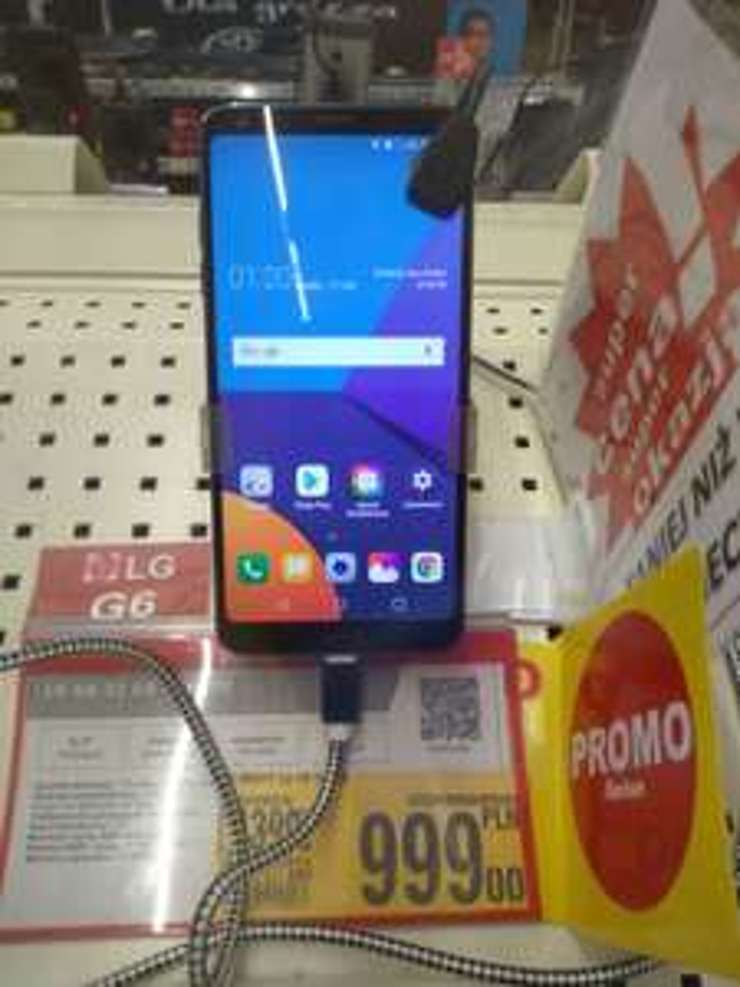 LG G6 Auchan Komorniki