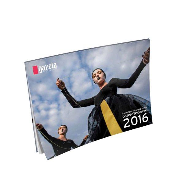 Gazeta + Kalendarz fotoreporterów 2016 za 4zł @ Gazeta Wyborcza