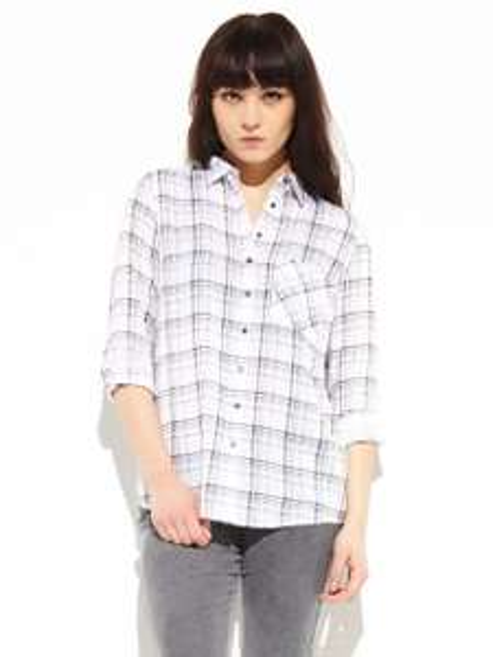 Damska koszula w kratę za 29,99zł @ Reserved