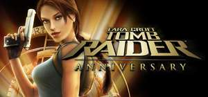 Tomb Raider: Anniversary @STEAM