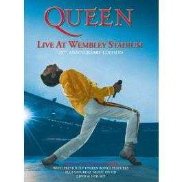 Queen Live At Wembley Stadium (25th anniversary edition 2 DVD)