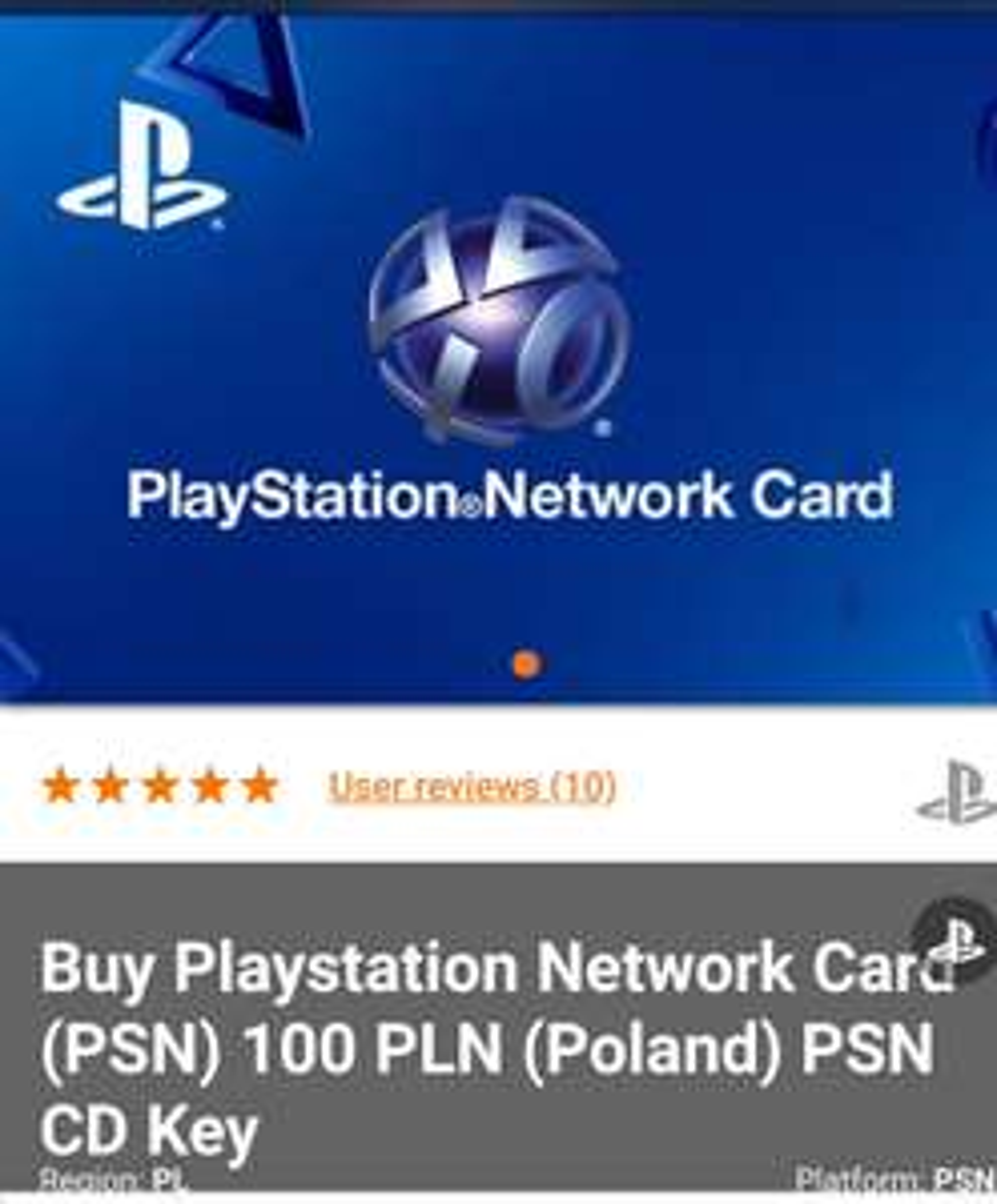 PS Plus 365dni + 35zl cashback na Gamivo + 20zl PSN