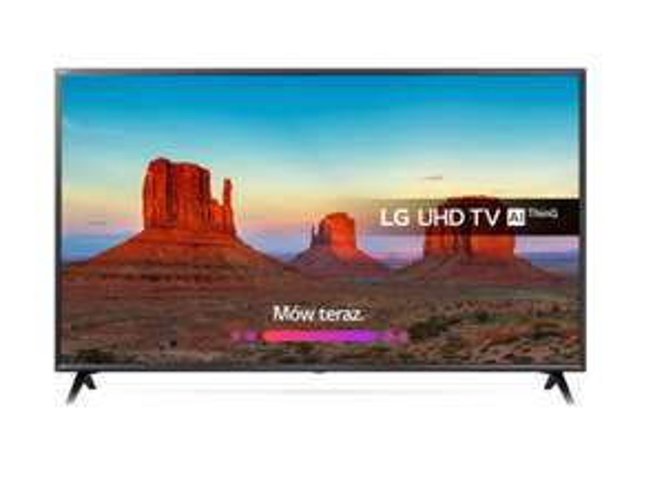 TV 50 cali. LG 50UK6300 w sklepie Media Markt.