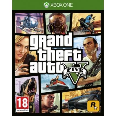 Grand Theft Auto V PL [Xbox One, Playstation 4] za 169zł @ Konsoleigry