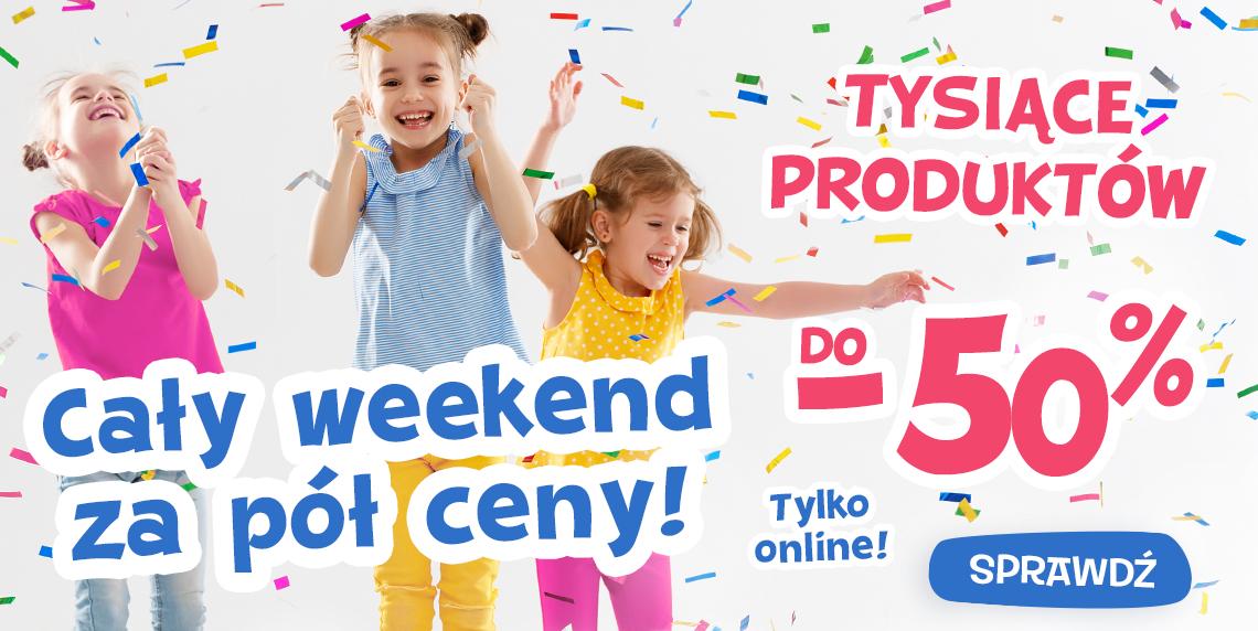 -50% na ubranka 5 10 15 w Toys R Us