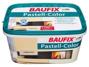 Lidl | Farba Baufix Pastell Color 5L