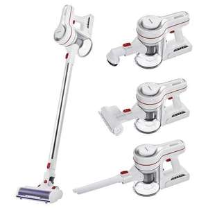 Odkurzacz Alfawise AR182BLDC 18kPa Powerful Cordless Stick Vacuum Cleaner - White