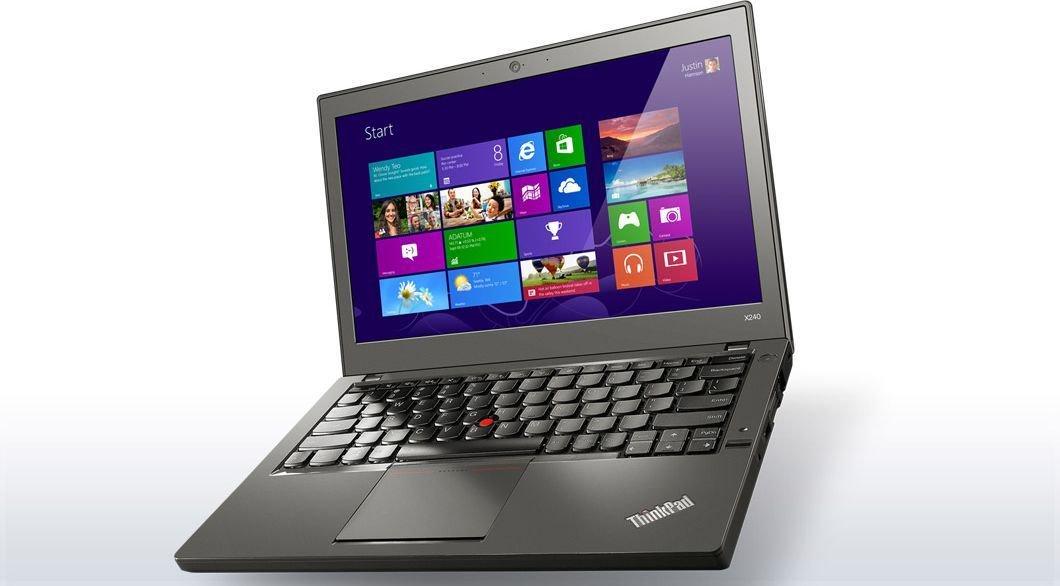 Laptop Lenovo ThinkPad X240 i5-4300U 8GB 120GB SSD Win10