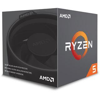 AMD Ryzen 5 2600 + The Division 2
