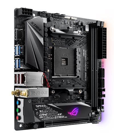 Asus ROG Strix X470-I Gaming AMD X470