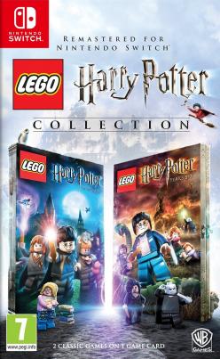 Lego Harry Potter - Nintendo Switch