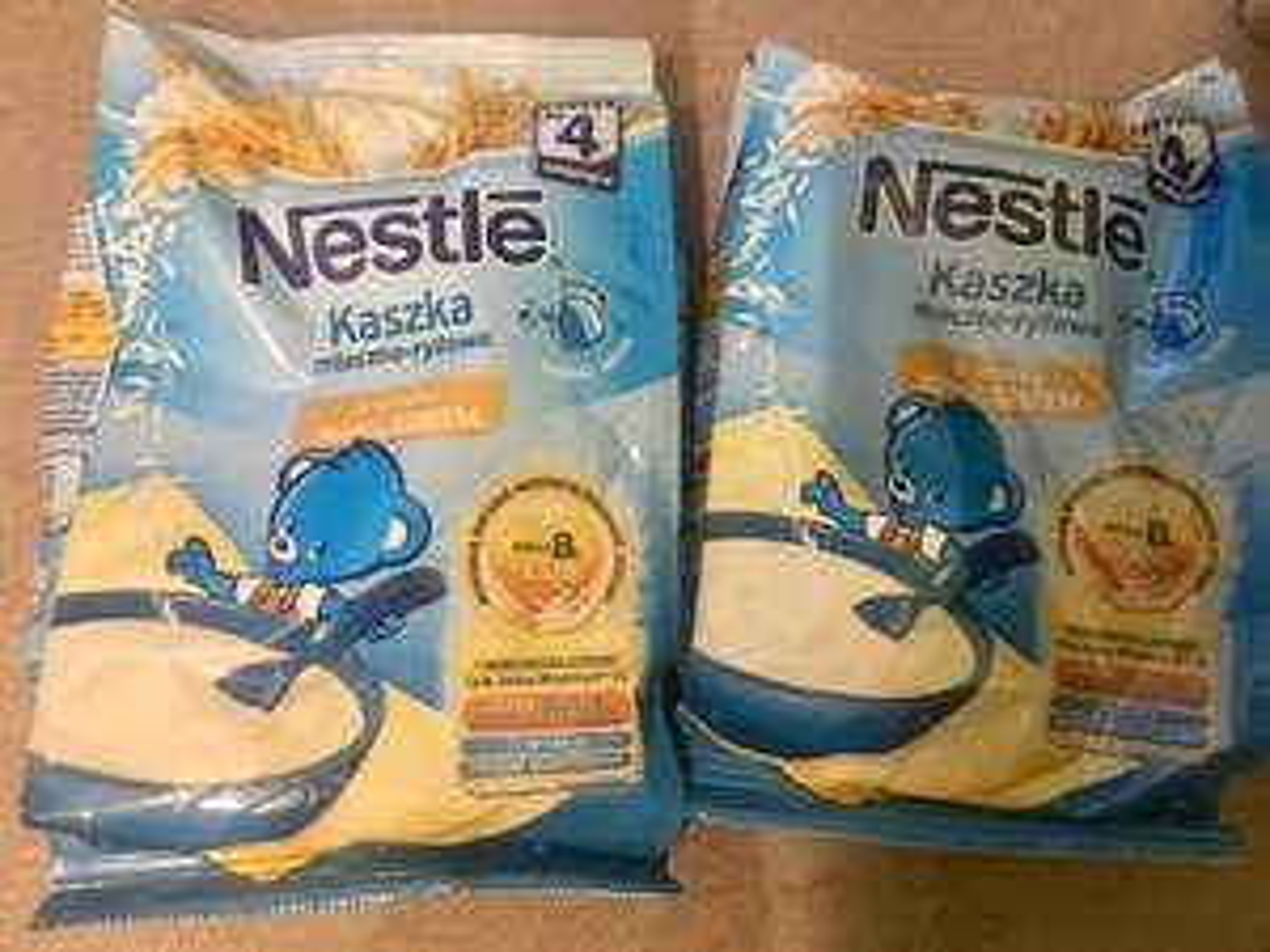 Kaszka mleczno-ryżowa Nestle @ Biedronka (Ruda Śląska) oferta ogólnopolska