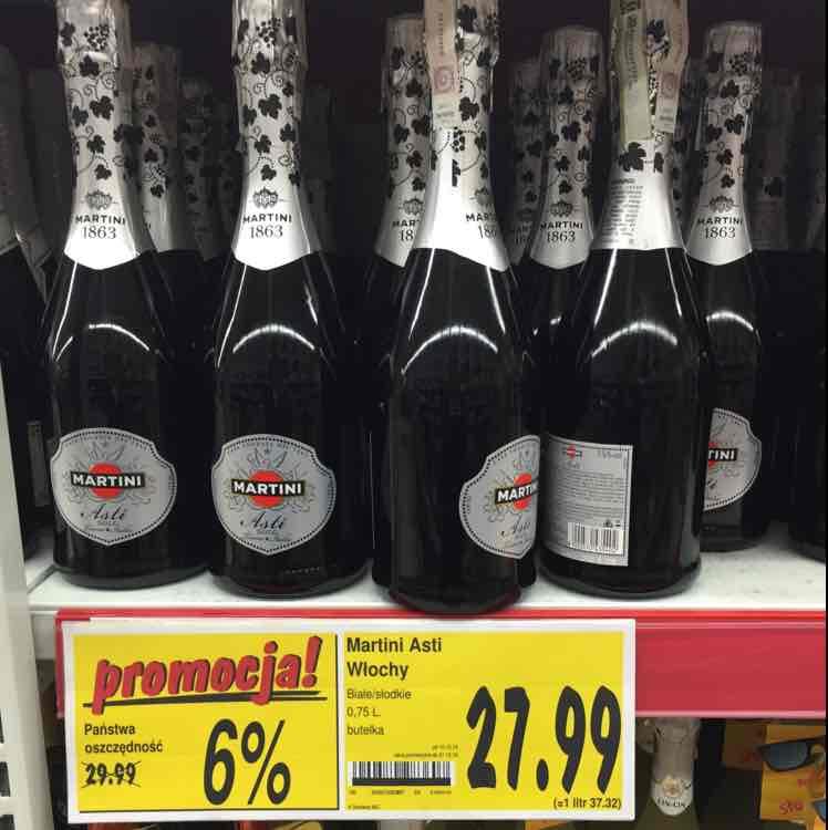 Martini Asti i Prosecco 0,75 L @ Kaufland